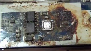 видео Ремонт ноутбука Acer Aspire 7535G