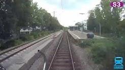 Führerstandsmitfahrt 2018 S-Bahn München - S3 Ostbahnhof - Holzkirchen