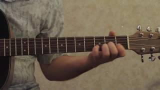 Александр Малинин - Берега на гитаре / Malinin guitar cover