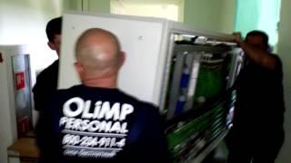 видео такелаж оборудования