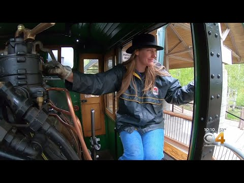 The Georgetown Loop Railroad Has A Female Engineer
