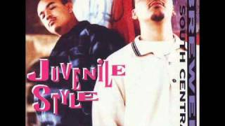 Juvenile Style - Rough Eses [Chicano G Funk]