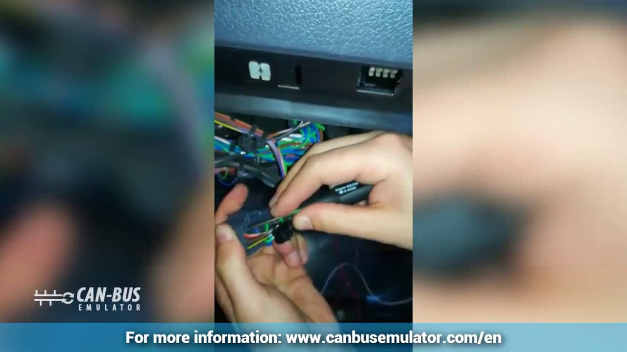 Mercedes Euro 6 Adblue (SCR) Emulator