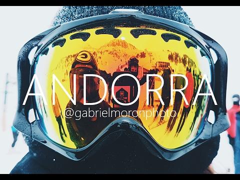 ANDORRA 2017 ski travel video - @gabrielmoronphoto