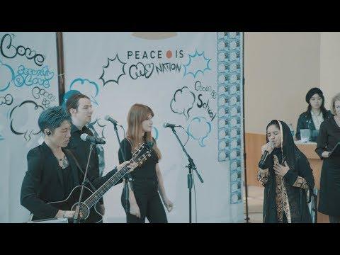 """MIYAVI + SONITA Perform """"Long Nights"""" Live at the U.N."""