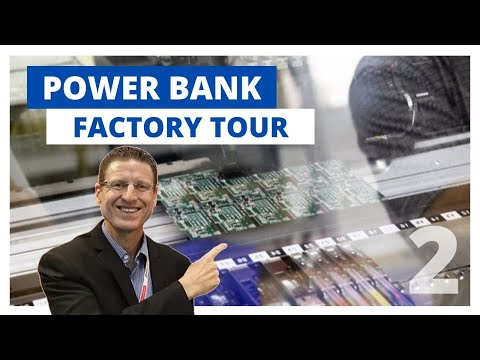Power Bank Factory - Assembly Operations - Part 2