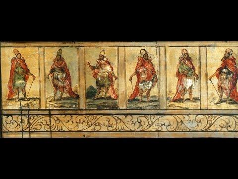 Incipit Lamentatio- JUAN GUTIÉRREZ DE PADILLA~ Mexican Baroque Music in Puebla Cathedral (S.XVII)