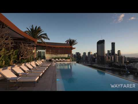 Wayfarer TV: Inside Emporium Hotel Brisbane South Bank
