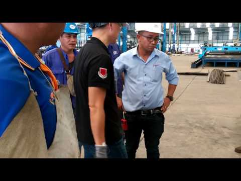 KFM 9-3 RF Test @ Rayong