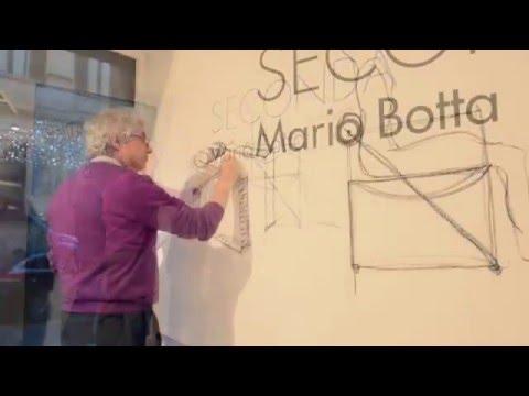 Mario botta seconda by alias design youtube for Alias shop milano