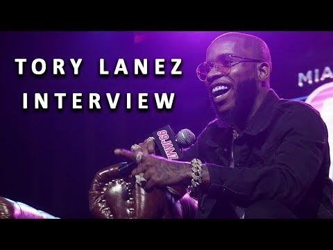 Tory Lanez discusses his Baby, Celebrity Crush, Nicki Minaj Beef, and New Music