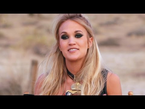 Carrie Underwood Opens Up About Motherhood and New Music on the 'Smoke Break' Set