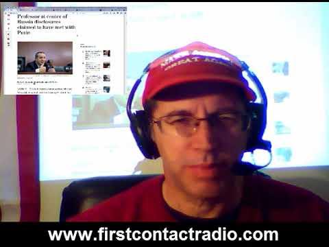First Contact Radio 11/1/17 - Soros...