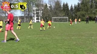 FC Otepää - Tartu FC Helios Lähte 14:4