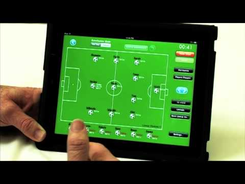 Coach It Soccer For IPad