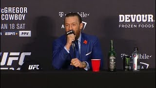 Download UFC 246: Post-fight Press Conference Mp3 and Videos