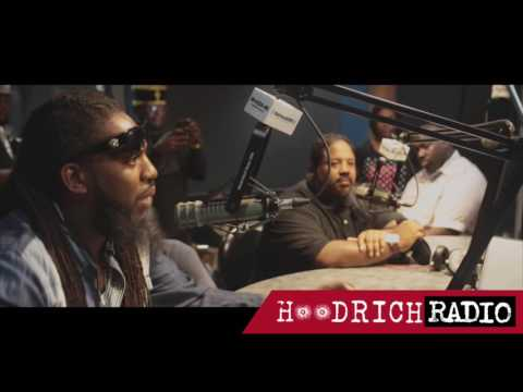 Bonecrusher & Pastor Troy Hoodrich Radio Interview