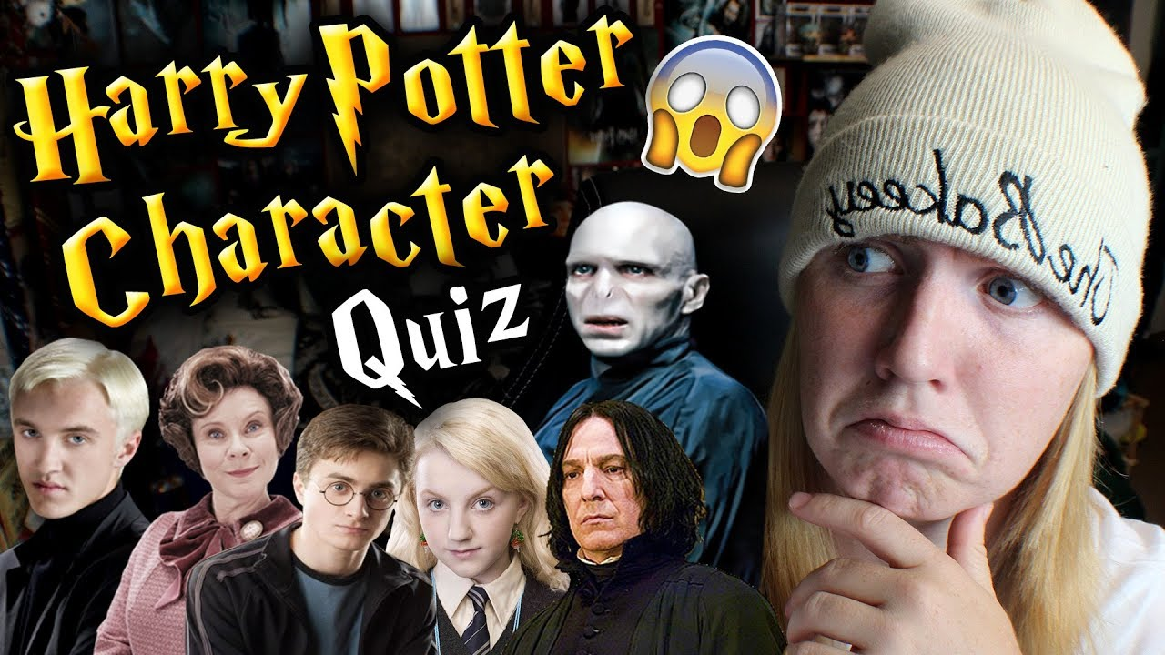 Which Harry Potter Character Am I? (Quiz)