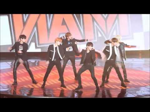 151231 가요대제전   방탄소년단 BTS   Perfect Man HD Mirror
