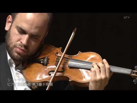 Robert Schumann: 3. Trio g-moll (1851) - Trio Rafale
