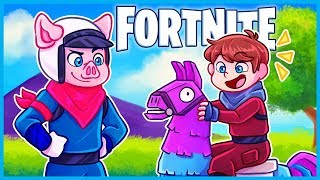 CONNOR IS BACK...and HE'S 11 NOW in Fortnite: Battle Royale! (Fortnite Funny Moments & Fails)
