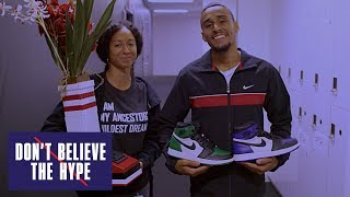 New Jordan 1 Pine Green vs Court Purple: Don