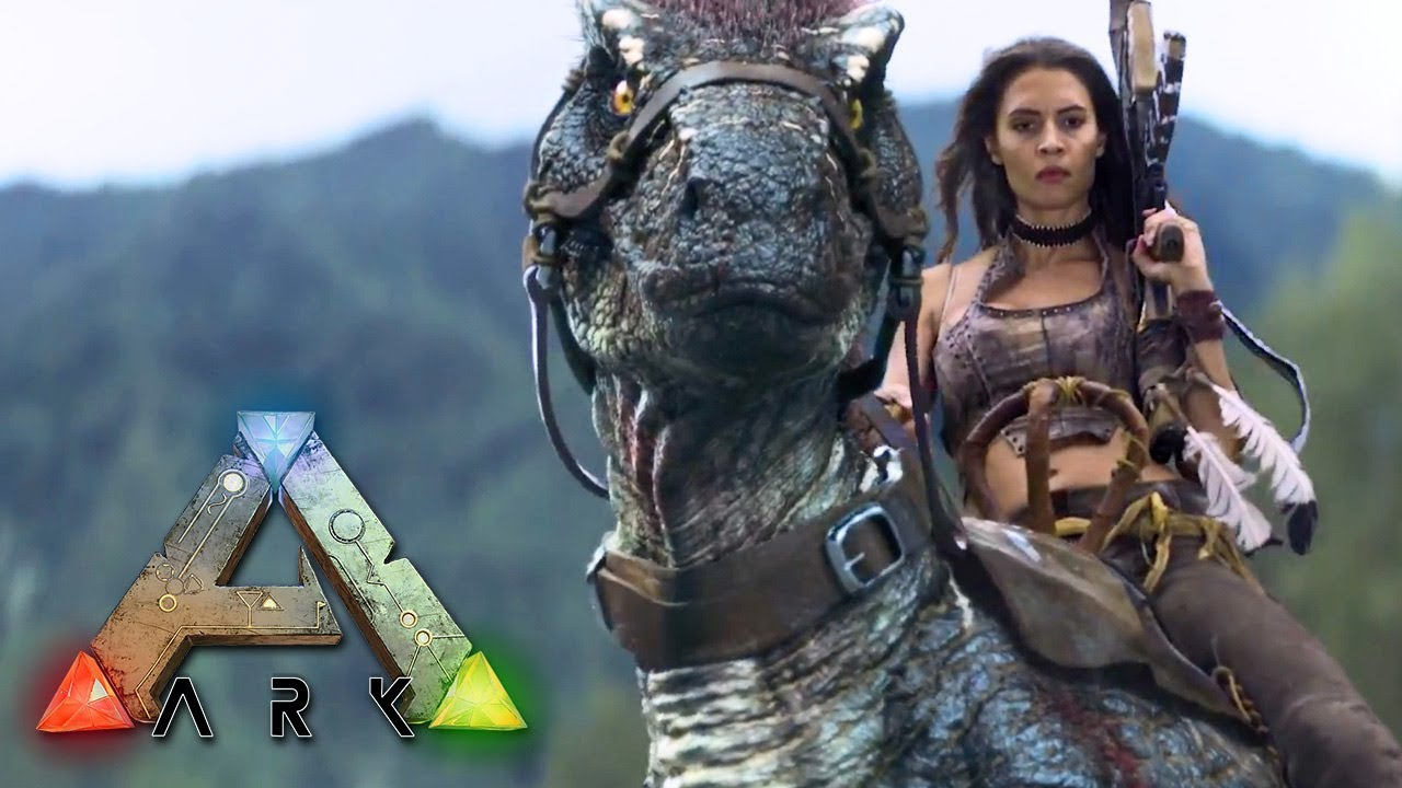 Amazing ARK: Survival Evolved: Respawn   Live Action Trailer By PIXOMONDO. GameSpot  Trailers