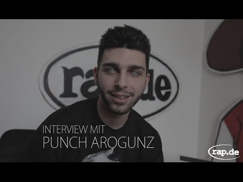 "Interview: PUNCH AROGUNZ über ""Carnivora"", Weekend, Baba Saad und EstA (rap.de-TV)"