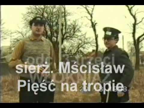Z.F. Skurcz - Sierżant Mścisław Pięść na tropie - Odc. 3. - Włókniarz