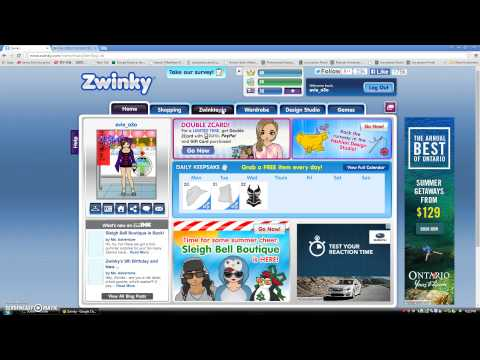 Playing Zwinky Part 1