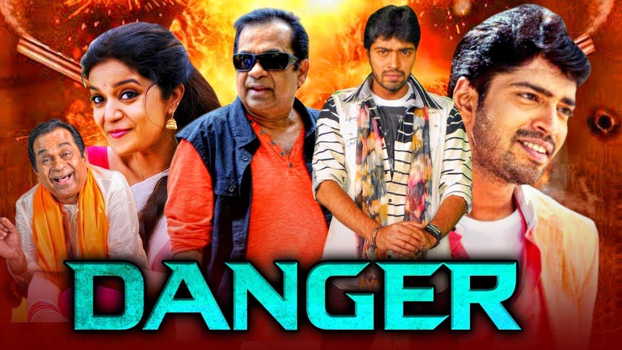 Download Danger (2020) New Hindi Dubbed Full Movie | Allari Naresh, Brahmanandam, Shireen