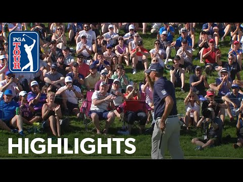 Matt Kuchar highlights | Round 2 | RBC Canadian Open 2019