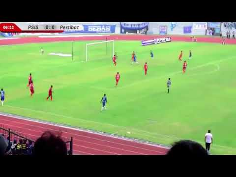PSIS Semarang Vs PERSIBAT Batang 3-0