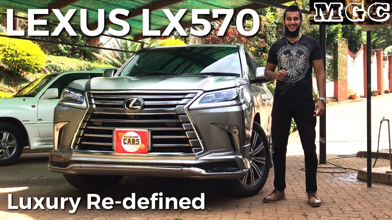 Lexus LX570 5.7L Naturally Aspirated V8 - Greatest Luxury SUV of this decade? [MGC Ep. 37]