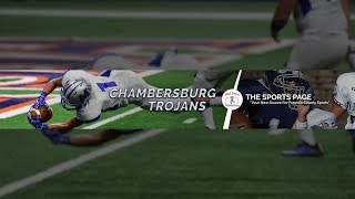 Football: Central Dauphin at Chambersburg 6:30 p.m. Friday October 19
