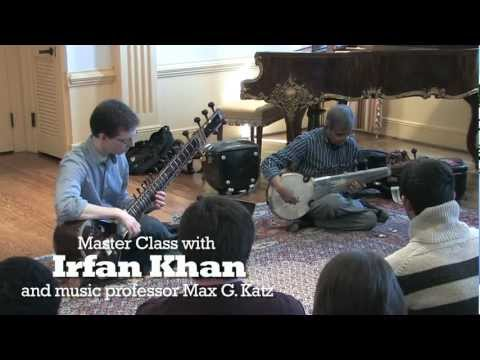 W&M Master Class with Irfan Khan