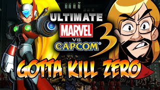 GOTTA KILL ZERO! Ultimate Marvel Vs. Capcom 3 - Online Matches