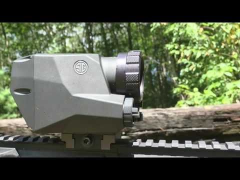 Sig Sauer's Echo 1Thermal Weapon Sight