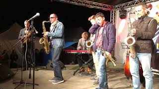Фестиваль «Большой Джем 2018»  финальный тема «Чероки»