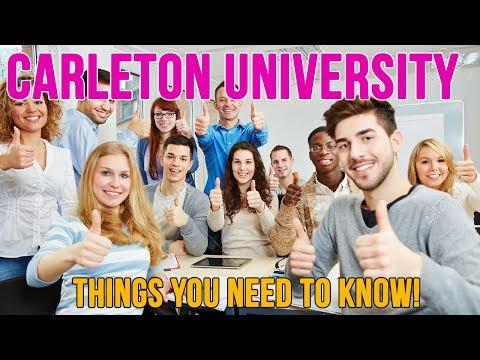 Should You School: Carleton University