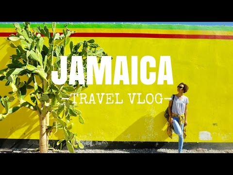 Travel Vlog: Exploring Jamaica's Music Culture