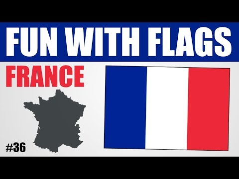 Fun With Flags - France