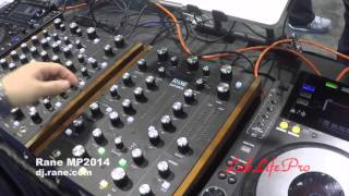 LabLifePro @NAMM 2016 with Rane: Introducing MP2014