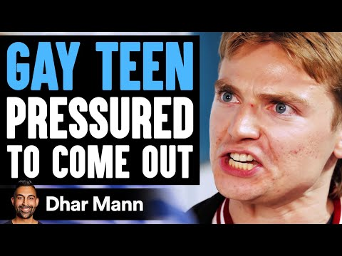 GAY TEEN Pressured To COME OUT, What Happens Next Is Shocking   Dhar Mann