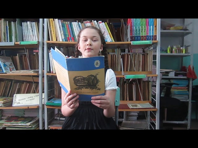 Изображение предпросмотра прочтения – ЛинаCадриева читает произведение «Русские народные загадки» (Русский фольклор )
