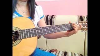 CỎ ÚA - guitar