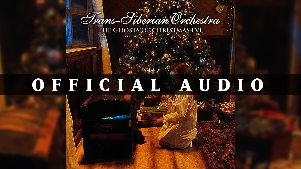 Christmas In Sarajevo.Trans Siberian Orchestra Christmas Eve Sarajevo Official Audio