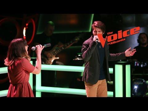 Antigon VS Lidia – Sugar   Betejat   The Voice of Albania 6