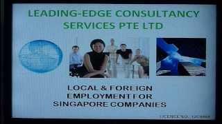 Singapore Employment Agency