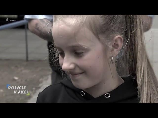 Policie v akci (291) - Ztracená holčička, zvláštní řidič, oznámení o drogách a agresivní muž